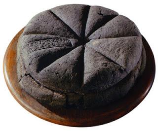 Pan sellado. Pompeya